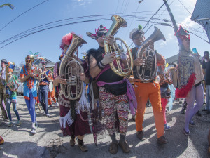 A History of the Music of Mardi Gras