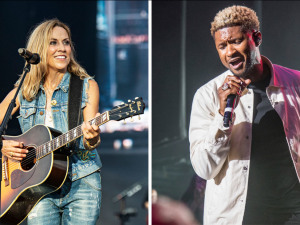 Sheryl Crow and Usher to Ring in the New Year from New Orleans