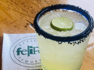 Felipe's Taqueria Creates New Margarita to Support NOLA's Fatherless Boys