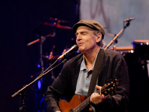 James Taylor and Jackson Browne Fill a Jazz Fest Void