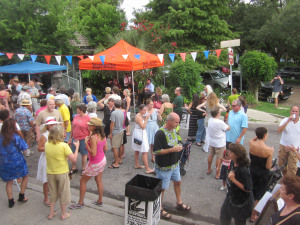 13th Annual Faubourg St. John Bastille Day Block Party
