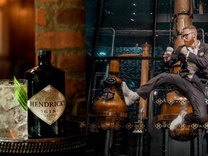Hendrick's Gin is Pouring it Forward