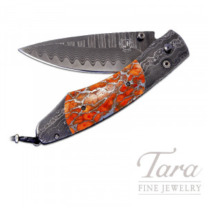 William Henry Spearpoint Sunset Pocket Knife