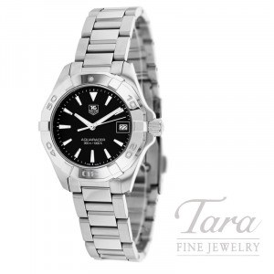 Tag Heuer Aquaracer, Black Dial - Click For Available Sizes!