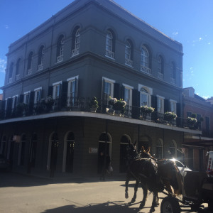 Hauntings in New Orleans: Mythology or Metaphysical Manifestations