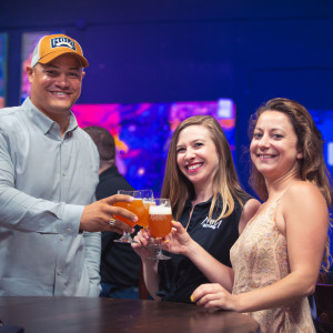 Hops for Pops at NOLA Brewing Company