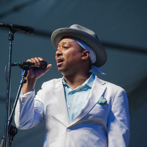 Kermit Ruffins & The BBQ Swingers