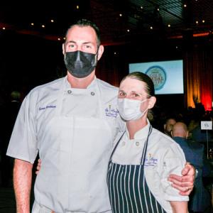 LA Hospitality Foundation's Celebrates Gold Medal Chefs