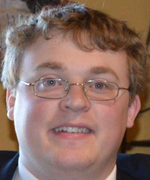 Photo of Brad Martin, B.S., M.S.W.