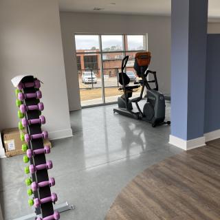 Fitness Center & Cardio Studio