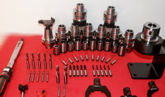 CNC Start Up Tooling Package
