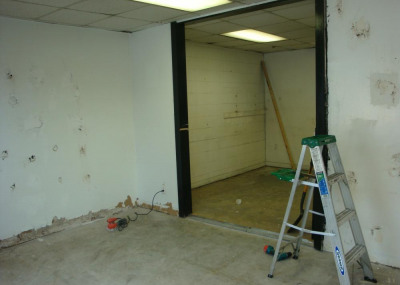 Expanding the Shop