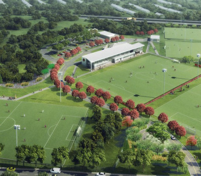 Supporting image for Project Spotlight: MLS - Atlanta United FC Practice Facility