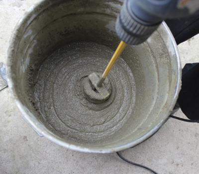Supporting image for How Concrete is Formed
