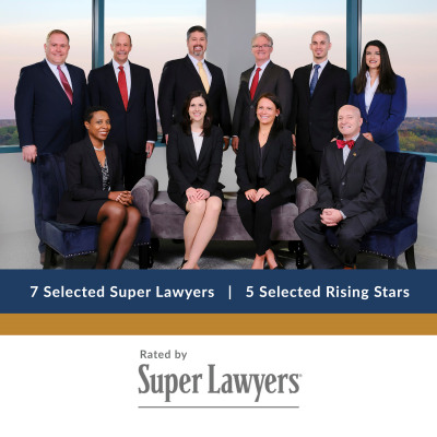 12 Attorneys Selected by Super Lawyers - 2020 image
