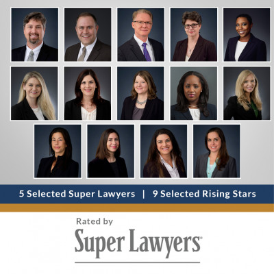 14 Attorneys Selected by Super Lawyers image