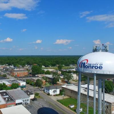 Image of the Monroe, GA