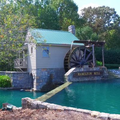 Image of the Hamilton Mill, GA
