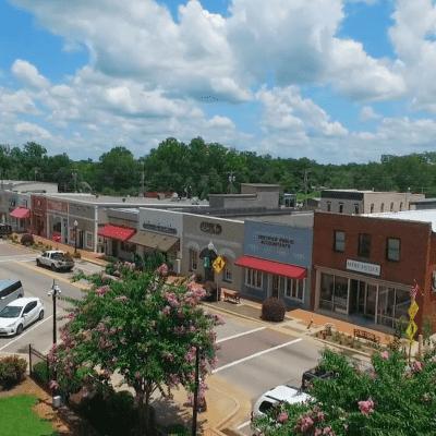 Image of the Hampton, GA