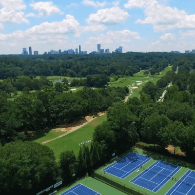 Image of the Chastain Park, GA
