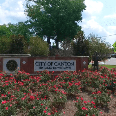 Image of the Canton, GA