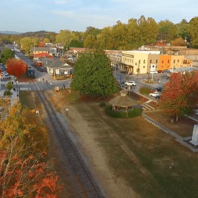 Image of the Blue Ridge, GA