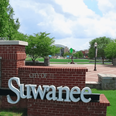 Image of the Suwanee, GA
