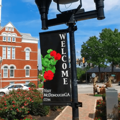 Image of the McDonough, GA
