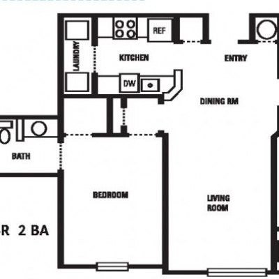 2x2 Cottage