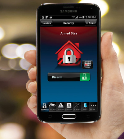 Image for Your Business Security In the Palm of Your Hand