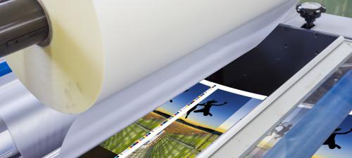 Image for Laminated Printing