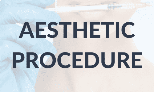 Image for Aesthetic Procedure