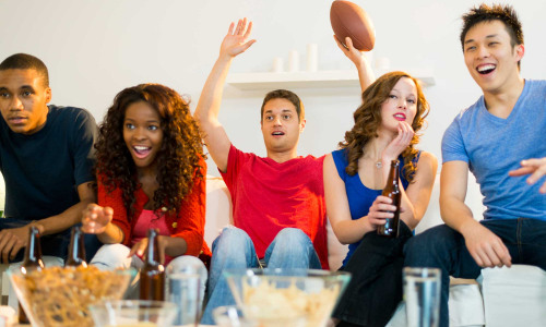 4 Tips to Keep Your Carpets Clean During Football Season