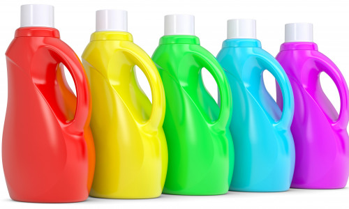 Are detergent and soap ideal for cleaning carpets?
