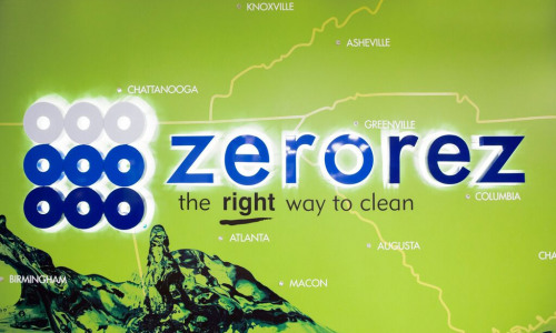 Zerorez is in Greenville!