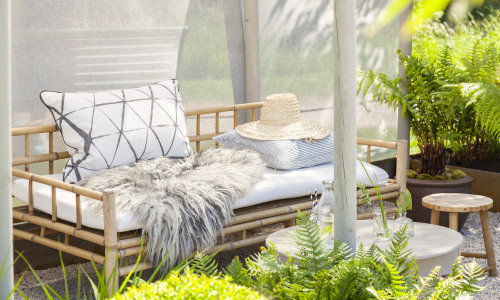 Tips to Keep Your Outdoor Living Space as Clean As Inside