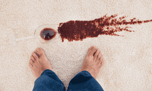 How to Remove Stains from Carpet: Liquids
