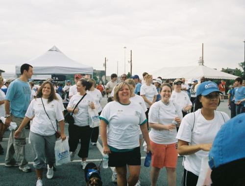 Arthritis Walk 2008