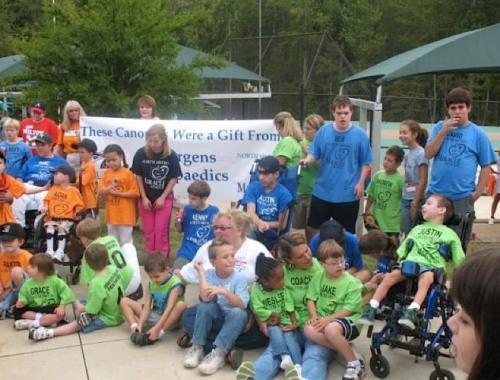 North Metro Miracle League - 2008