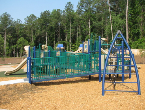 Lithia Springs Playground - 2010