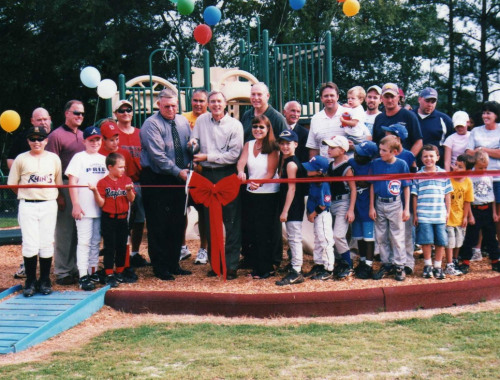Rockdale Miracle Field