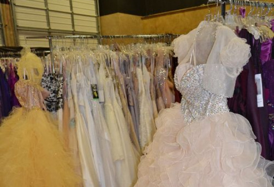 MW Cares Prom Dress Drive