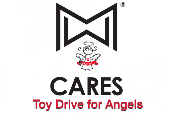 Tide Cares Toy Drive for Angels