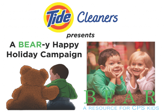 Tide Cleaners Presents A BEAR-y Happy Holiday