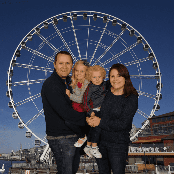Photo Booth Photos of your Great Wheel Experience