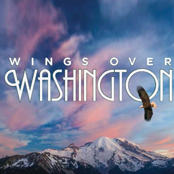 Wings Over Washington Coffee Table Book