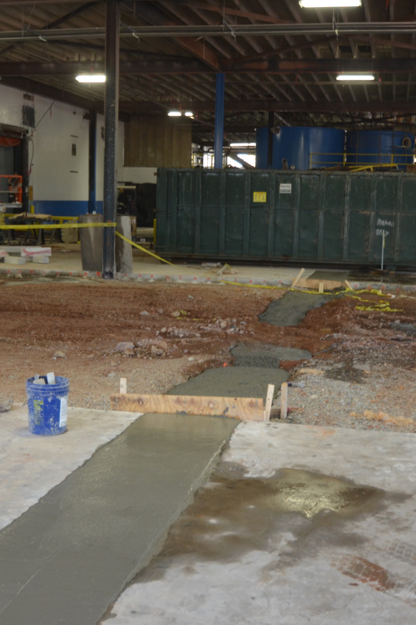 Image for Floor Slab Repair