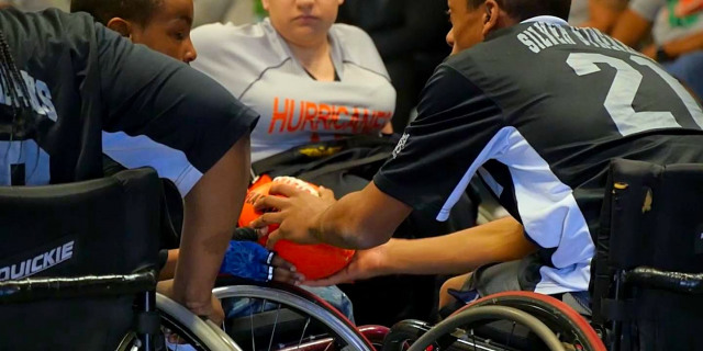 Henry County Wheelchair Sports
