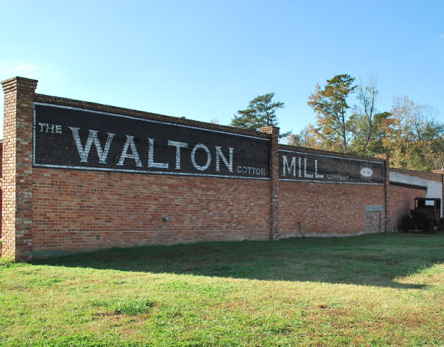 Image for MainStreet Walton Mill Featured in Walton Tribune