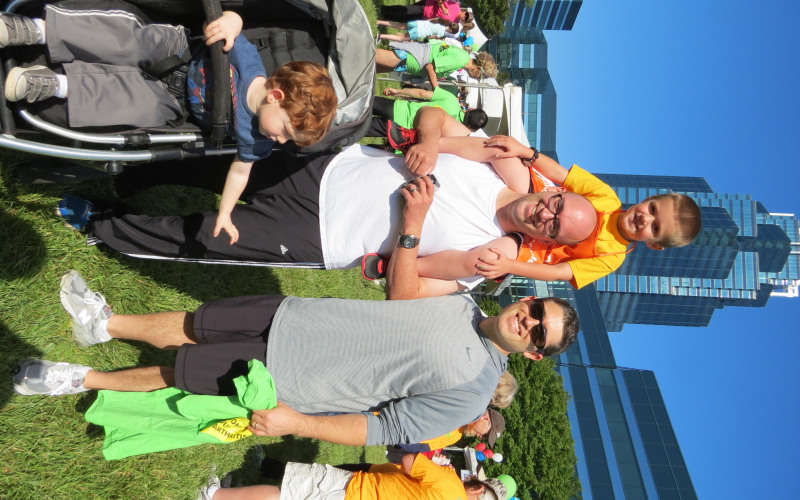 Arthritis Walk 2015